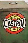Castrol Bow Tie Oil Tank