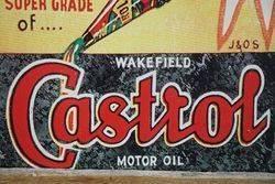 Castrol Modern Sign