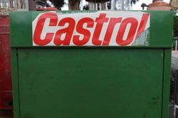 Castrol Single Pump Oil Cabinet