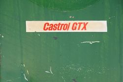 Castrol Tank