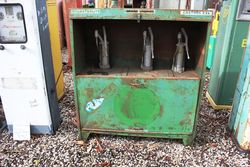 Castrol  Triple Pump Bread Bin Oil Dispenser