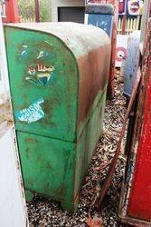 Castrol  Triple Pump Bread Bin Oil Dispenser