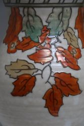 Charlotte Rhead Golden Leaves Jug