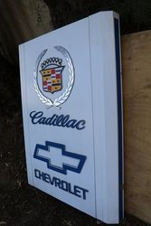 Chevrolet Cadillac Light Box