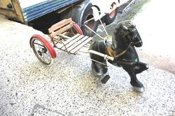 Childand39s Horse and Cart Pedal Ride