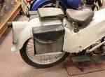 Classic 1953 Velocette LE200C