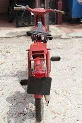 Classic 1957 Norman Nippy Lido 48cc Moped