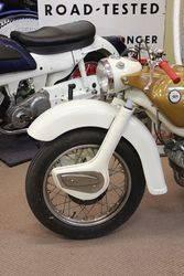 Classic 1962 Ariel Golden Arrow