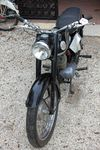 Classic 1968 BSA D14 Motorcycle