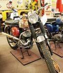 Classic 1968 BSA D14 Sport Motorcycle