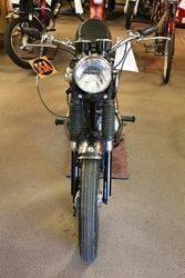 Classic 1969 Triumph T100C Motorcycle