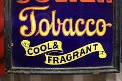 Classic Framed St Julian Enamel Sign