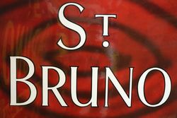 Classic Ogdens St Bruno Flake Sign