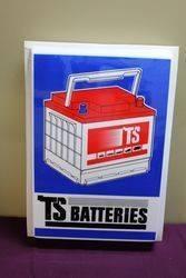 Classic TS Batteries Plastic Light Box Lens