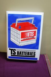 Classic TS Batteries Plastic Light Box Lens