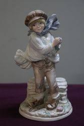 Coalport Figurine The Boy