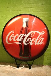 Coca Cola Advertising Double Sided Light Box