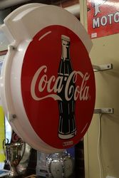 Coca Cola Lightbox Advertising