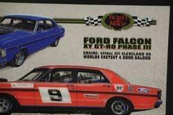 Decorative Mirror Ford Falcon XY GT HO Phase 3