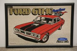 Decorative Mirror  Ford GTHO Phase 3 Muscle Cars