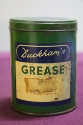 Duckhamand39s Grease Tin