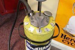 Duckhams 2 Stroke Oil Dispenser