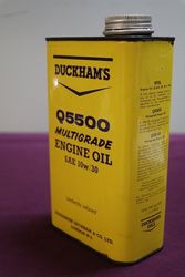 Duckhams One Quart Engine Oil