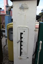 ERL Glass Cylinder Manual Petrol Pump
