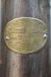 EThomas And Williams Type 35 Miners Lamp