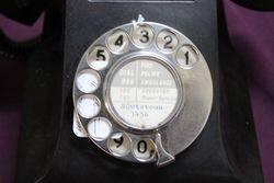 Early Bakelite Telephone