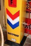 Early ERL Restored Manual Petrol Pump