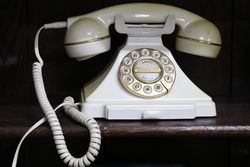 Early English Telephone