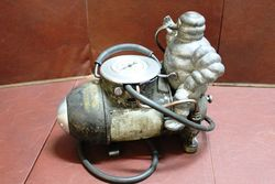 Early French Michelin Portable Bomb Compressor