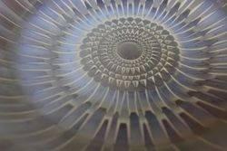 Early Twentieth Century French Opaline Glass Bowl