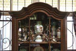 Early Twentieth Century Single Door Dutch Display Cabinet
