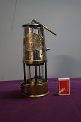 Eccles Type GR6S Miners Lamp