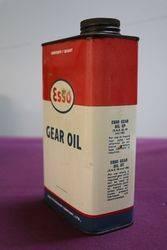 Esso Gear Oil