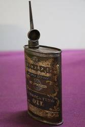 Excelene Lub Oil Can