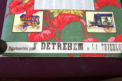 Farming Poster 1913 F and P Wintenberger CalendarPoster
