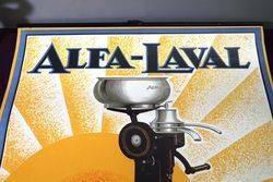 Farming Poster AlfaLaval Pictorial Poster