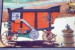 Farming Poster  1930  Wintenburger CalendarPoster