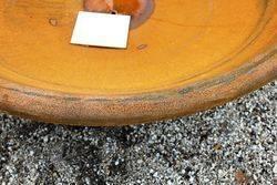 Fire Pit Aust Spun All Steel
