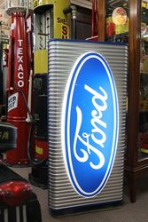 Ford Double Sided Light Box