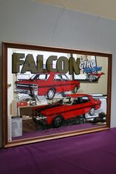 Ford Falcon Gtho Phase Three Mirror Sign