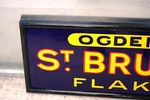 Framed St Brunoand96s Flake Enamel SignArriving Nov