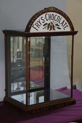 Fryand39s Chocolate Shop Display Cabinet