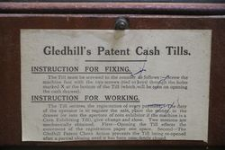 GH Gledhill and Sons Gledhilland39s Patent Cash Tills