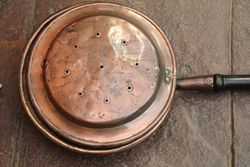 Genuine Antique Bed Warming Pan
