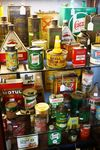 Genuine Automobilia Assorted Cans ---