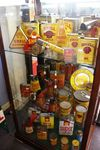 Genuine Automobilia Assorted Shell Oil Cans --